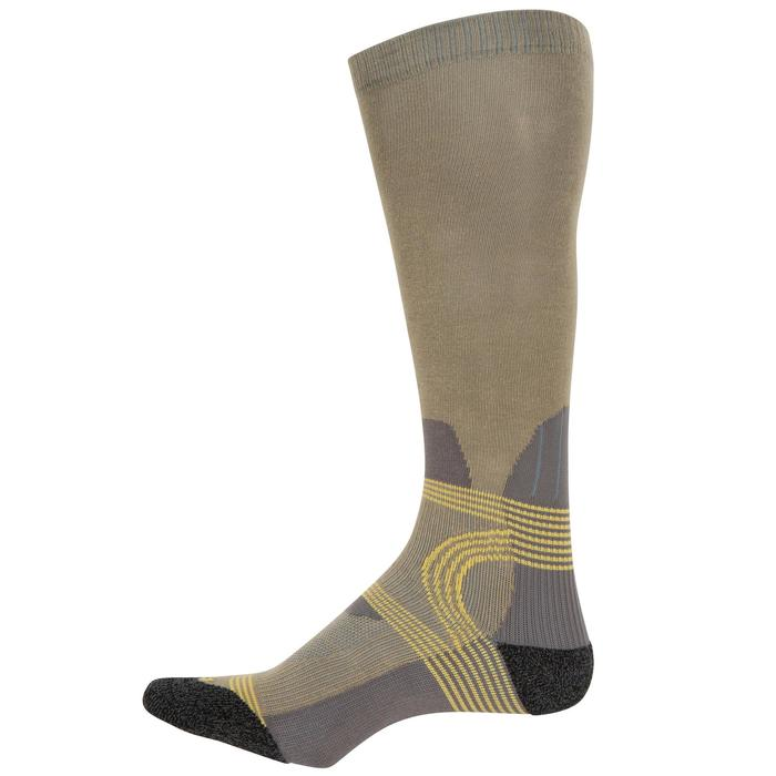 Chaussette chasse Max-Breath 500 high beige