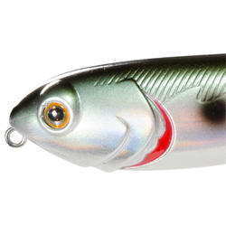poisson nageur pêche MURRAY 80 HOLO VERT