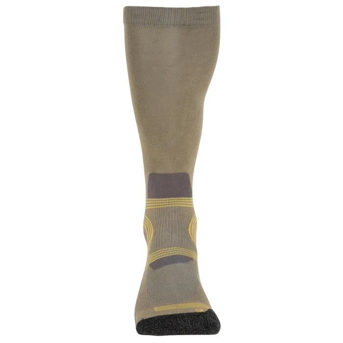 Chaussette chasse Max-Breath 500 high beige - 40238
