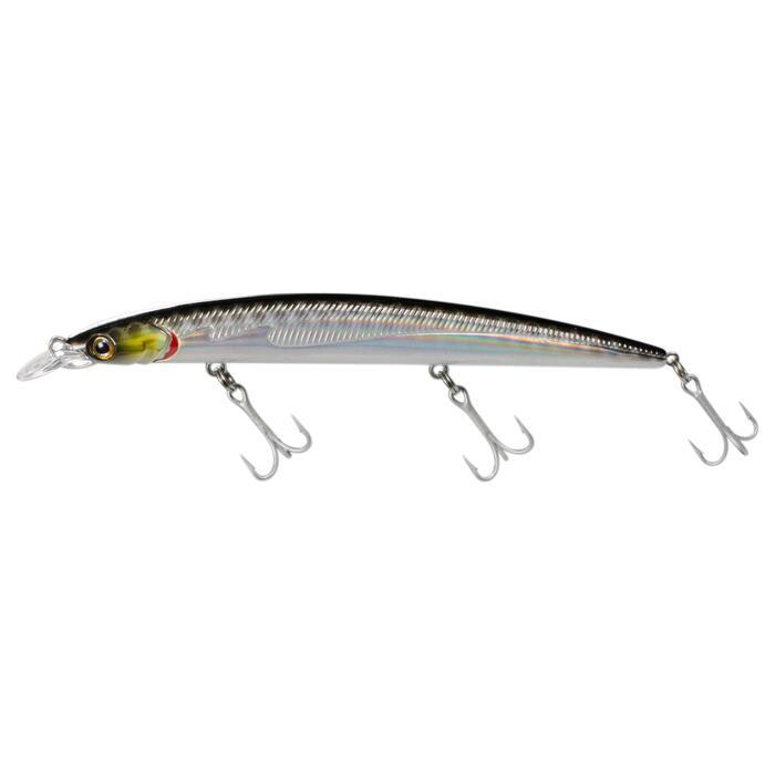 Kunstaas om te zeevissen Saxton Slim 125