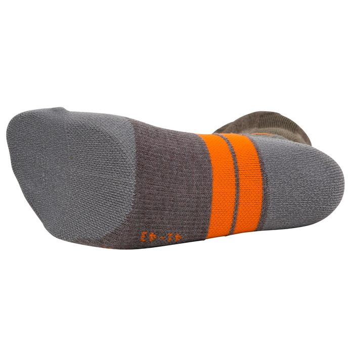 Chaussette chasse Max-Warm 500 MIDDLE marron - 40249