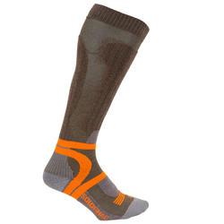 Sokken Max-Warm 500 high bruin - 40255
