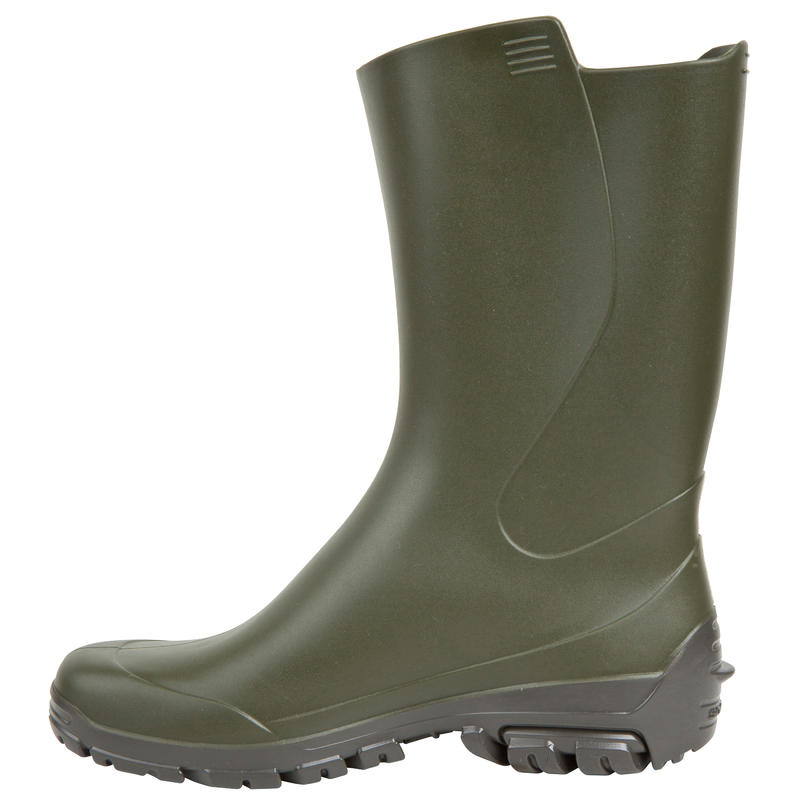 Junior Ankle Boots Inverness 100 Khaki