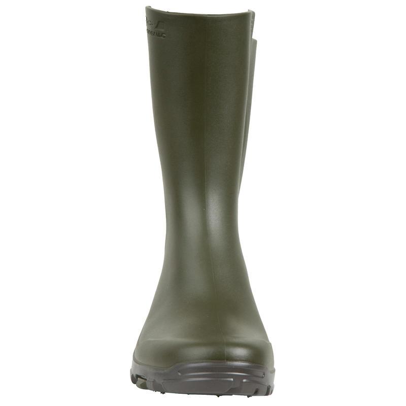 Junior Ankle Boots Inverness 100 Khaki