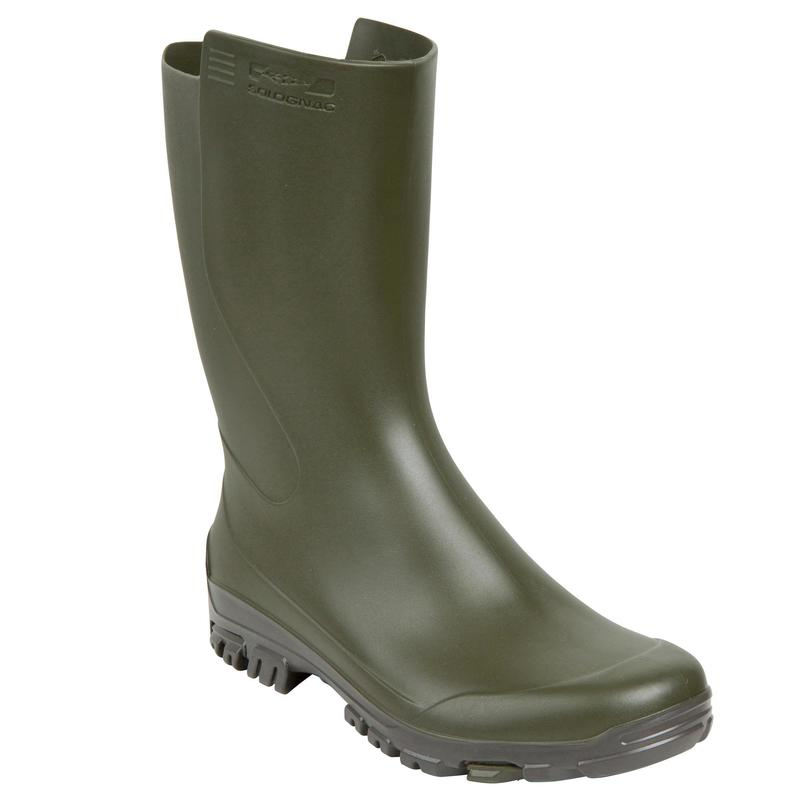 KIDS ANKLE BOOTS INVERNESS 100 KHAKI