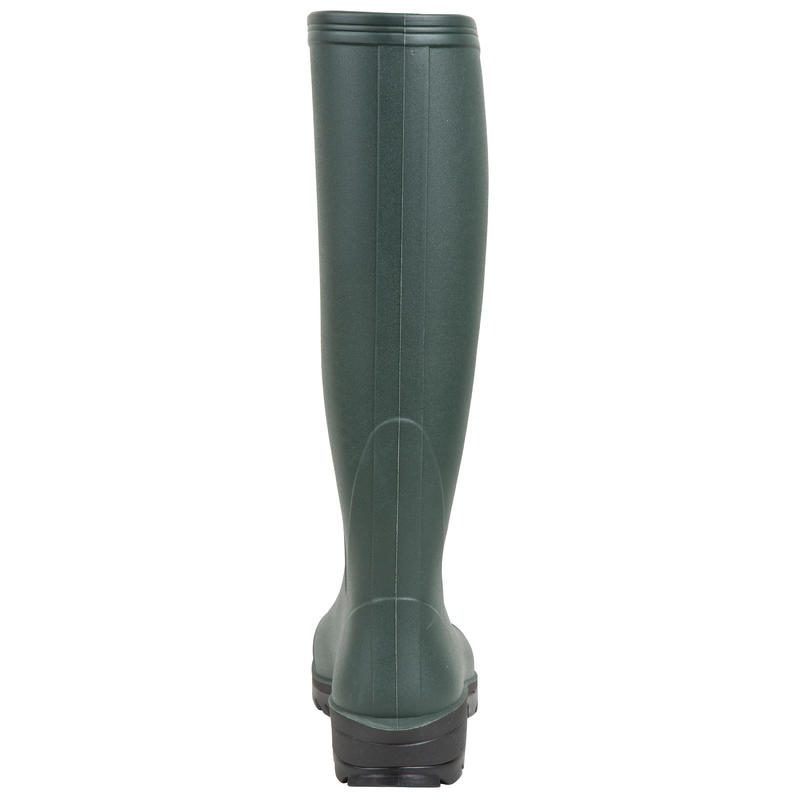 บูตยางทรงสูงน้ำหนักเบารุ่น G300 (สีเขียว)