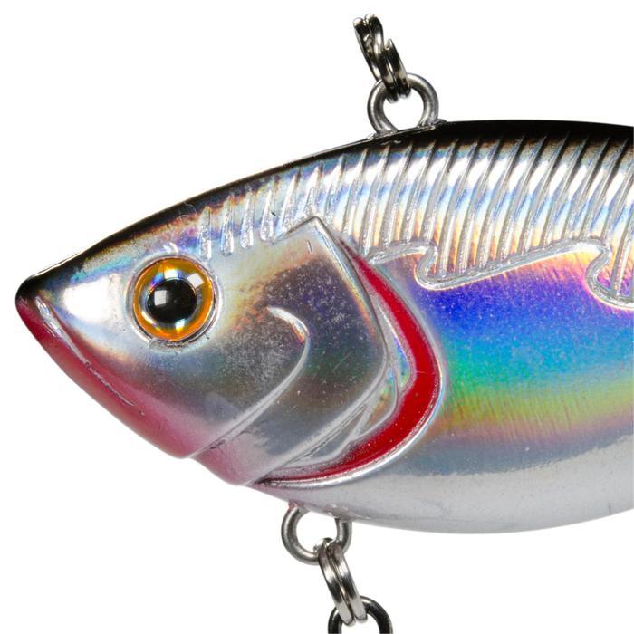 poisson nageur coulant lipless KOWAI 40 HOLO BLACK - 402700