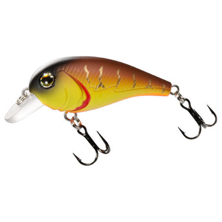 fishing plug bait LUD 45 BROWN TIGER