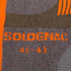 Sokken Max-Warm 500 high bruin - 40271