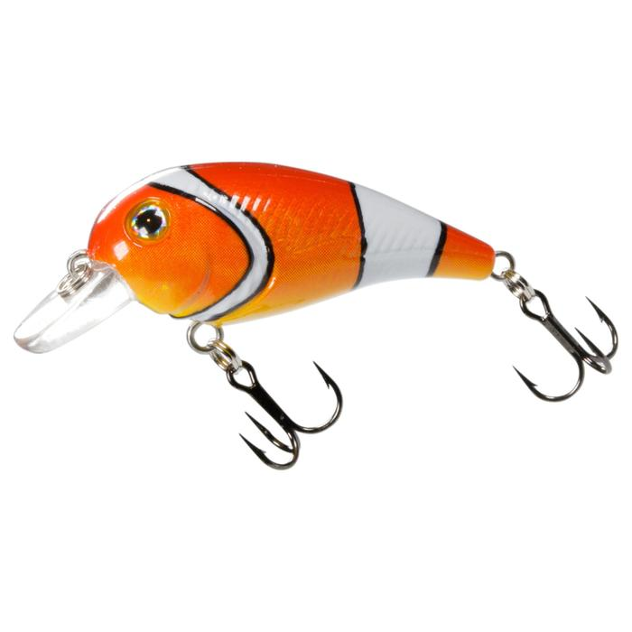 poisson nageur pêche LUD 45 BROWN TIGER - 402713