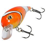 pez nadador flotante crankbait LUD 45 CLOWN