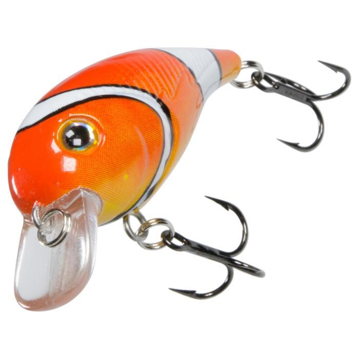 poisson nageur pêche LUD 45 CLOWN