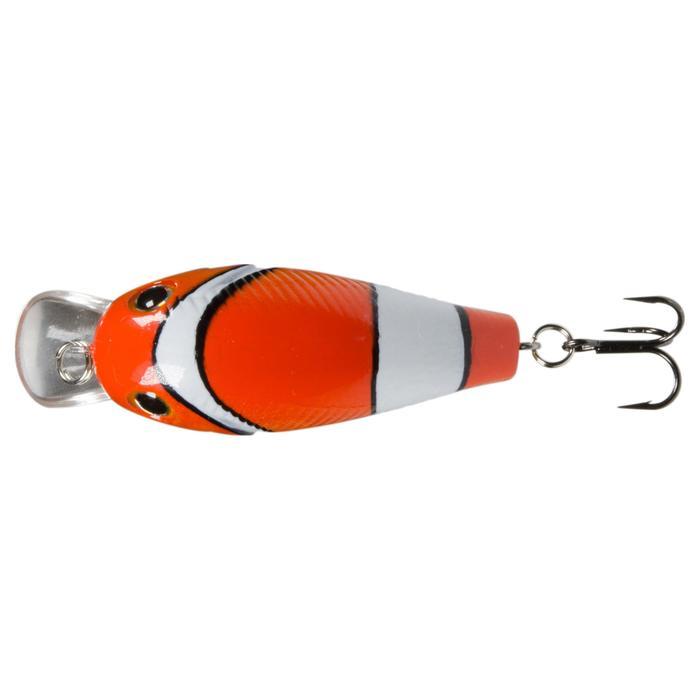 Wobbler Lud 4,5cm Clownfisch