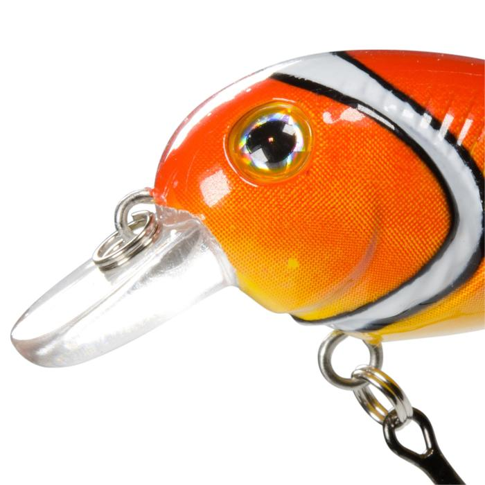 poisson nageur pêche LUD 45 BROWN TIGER - 402722