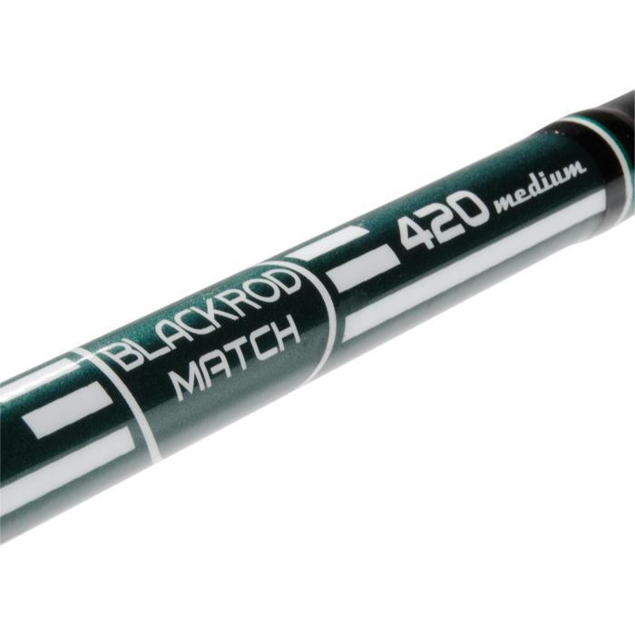 Hengel voor matchvissen Blackrod Match Medium 420