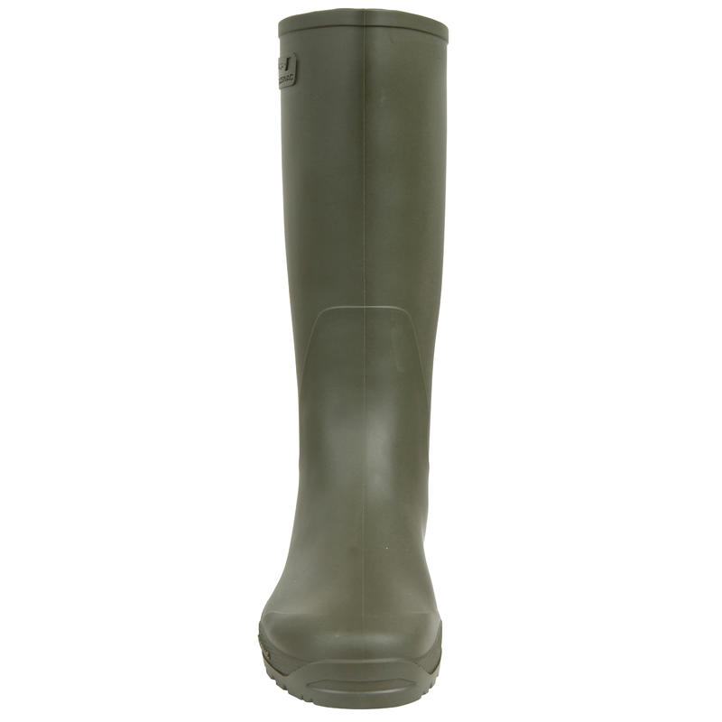 G100 Waterproof Tall Wellies - Khaki