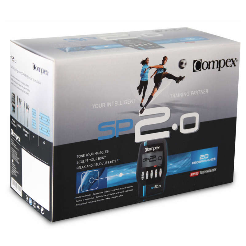 ELECTRICAL MUSCLE STIMULATORS Fitness and Gym - SP 2.0 COMPEX - Fitness and Gym