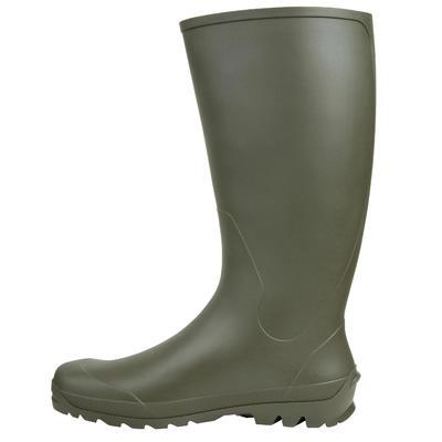 Botas impermeables Solognac Glenarm 100 Hombre Verde