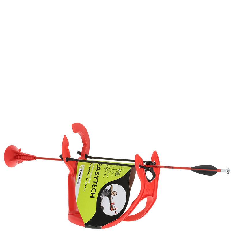 ชุดอุปกรณ์ยิงธนูรุ่น EASYTECH (สีแดง)