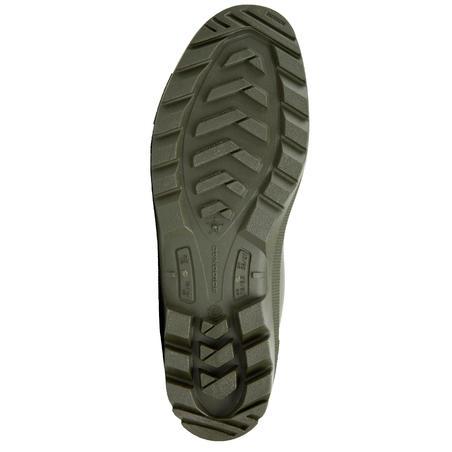 G100 Waterproof Tall Wellies - Khaki