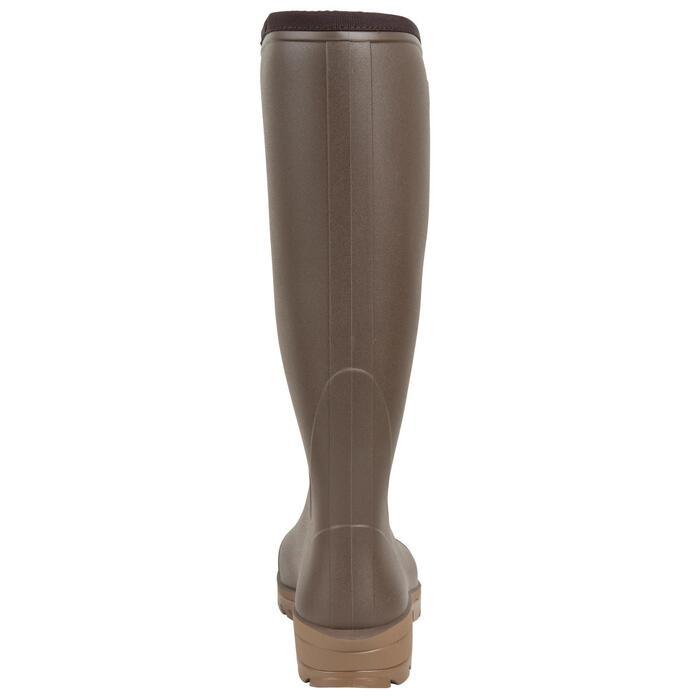 Botte chasse chaude Glenarm 300 marron - 40314
