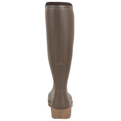 Теплі чоботи Glenarm 300 для полювання - Коричневі