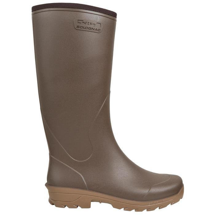 Botte chasse chaude Glenarm 300 marron - 40322