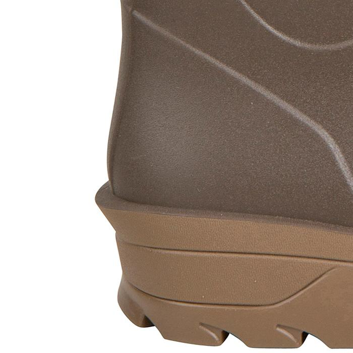 Botte chasse chaude Glenarm 300 marron - 40324