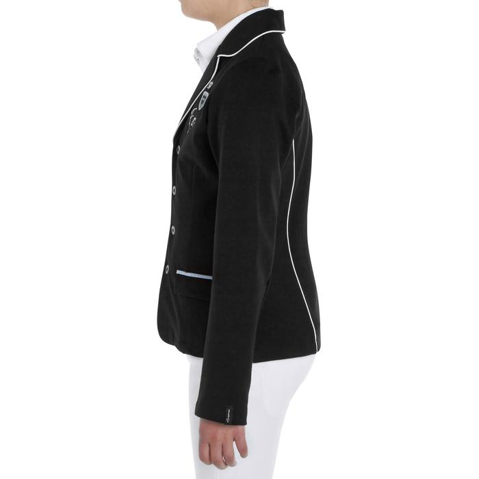 Paddock Children's Horse Riding Show Jacket - Black - 403342