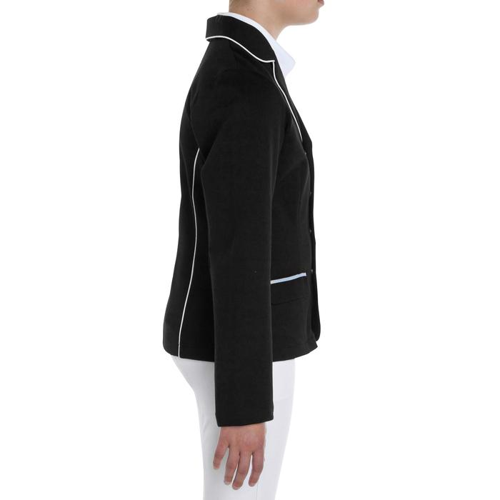 Paddock Children's Horse Riding Show Jacket - Black - 403344