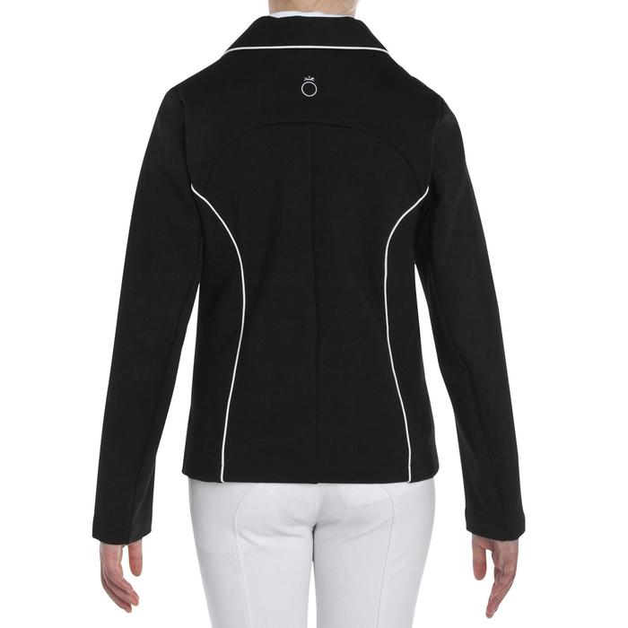 Paddock Children's Horse Riding Show Jacket - Black - 403346