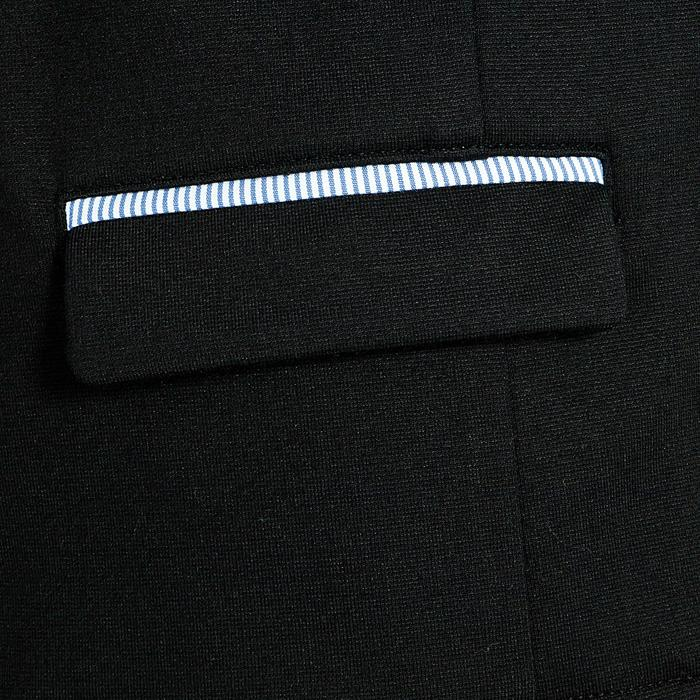 Paddock Children's Horse Riding Show Jacket - Black - 403355