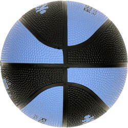 Minibasketbal Mini B voor kinderen maat 1 tweekleurig - 403381