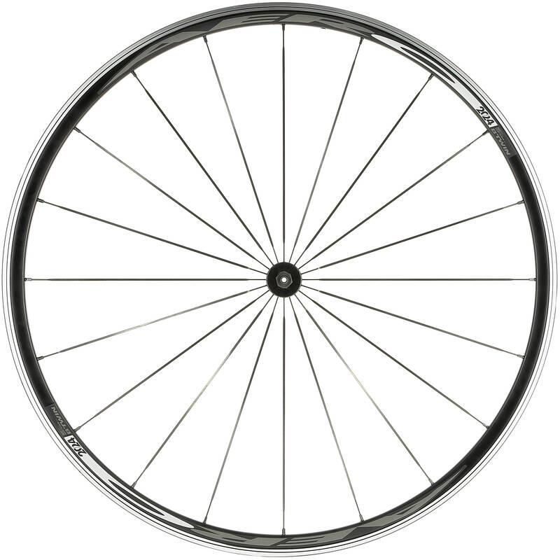 SILNIČNÍ KOLA Cyklistika - PŘEDNÍ SILNIČNÍ KOLO 700 AERO BTWIN - Náhradní díly na kolo