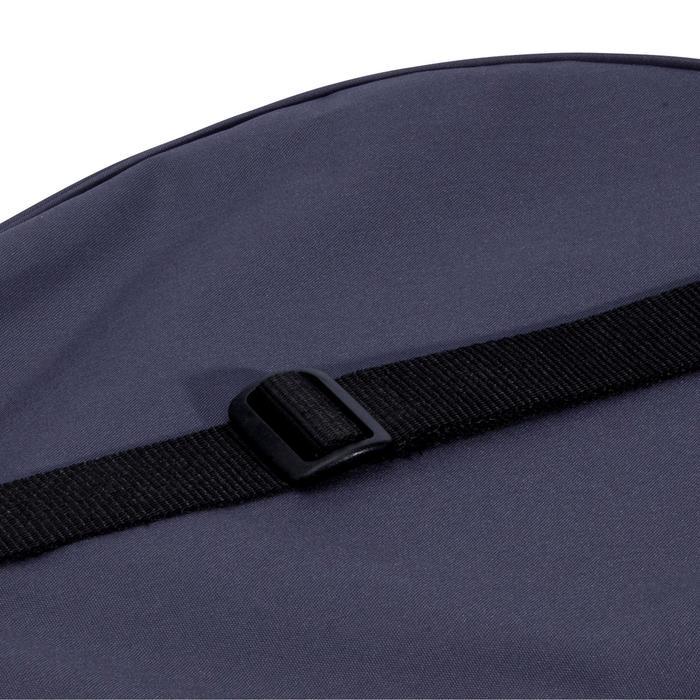 Padeltasche grau/blau
