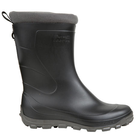 WOMEN'S WARM HUNTING BOOTS GLENARM BLACK