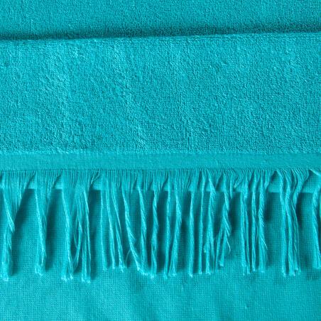 SERVIETTE FOUTA Bleu