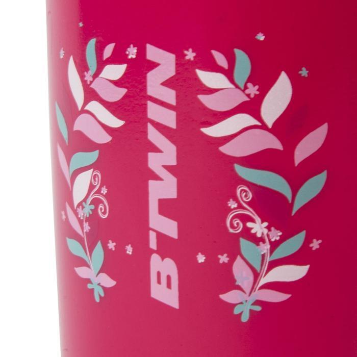 Trinkflasche Mistigirl 330ml Kinder pink/weiß