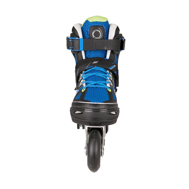 Roller fitness niños Fit 5 Jr azul/negro