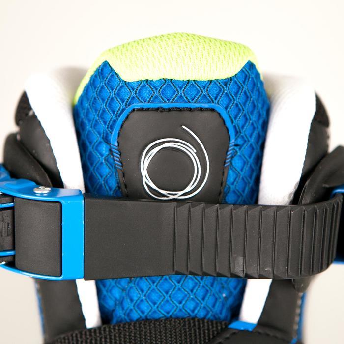 Patines en línea Fitness Fit 5 Niños Negro/Azul
