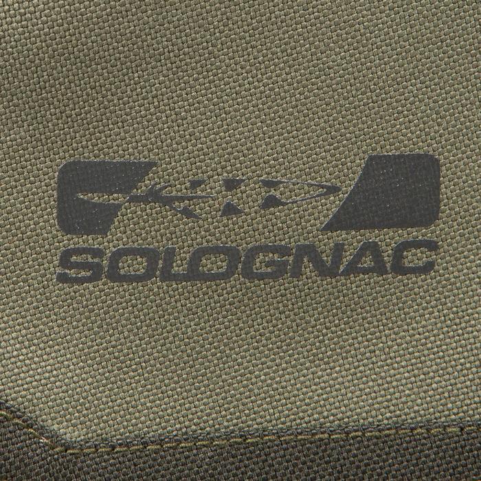 Sobrepantalón Caza Solognac Supertrack 300 Impermeable Antidesgarros Verde