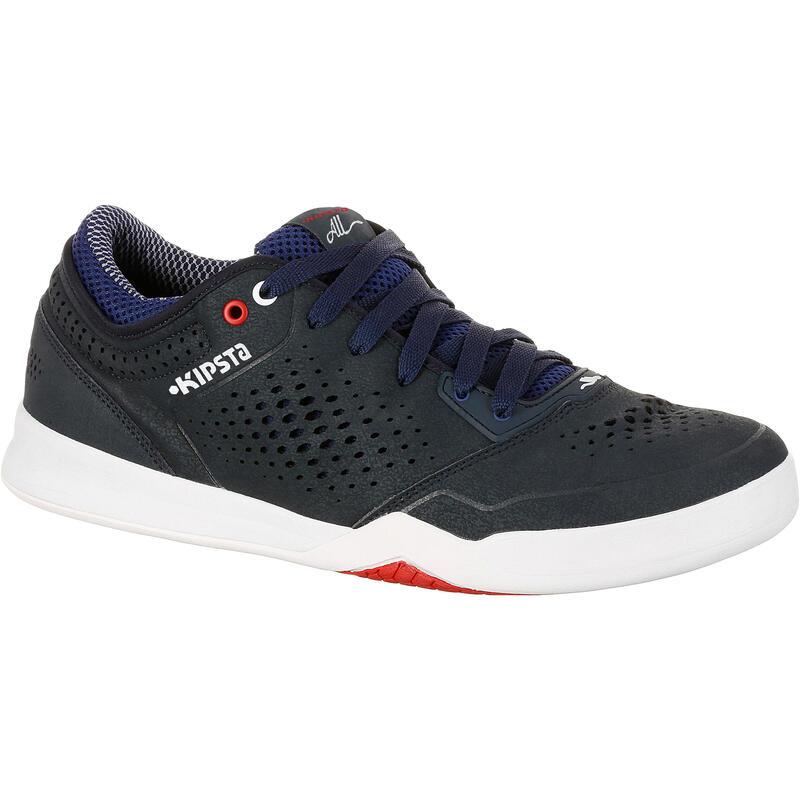 Nízká basketbalová obuv BBAll Low námořnicky modrá