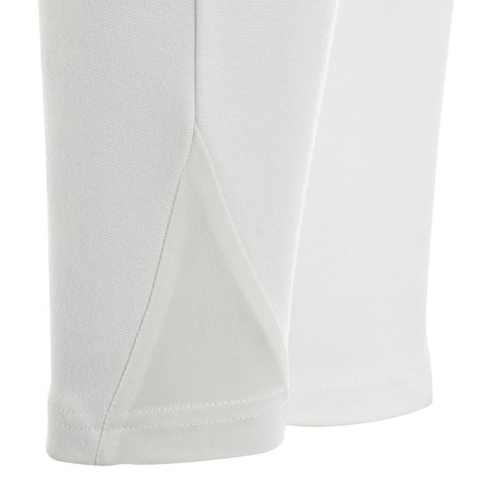 Pantalon Concours équitation femme BR100 blanc - 405823