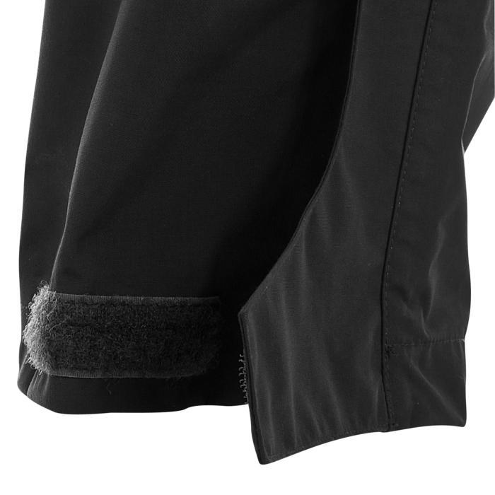 Sur pantalon imperméable équitation 500 2en1 noir - 405892