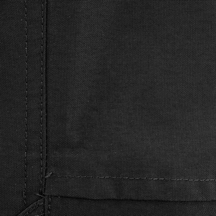 Sur pantalon imperméable équitation 500 2en1 noir - 405900