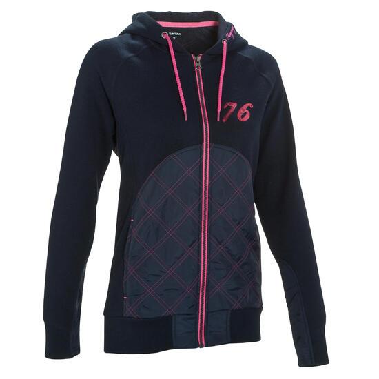 Damessweater Paddock ruitersport - 405974
