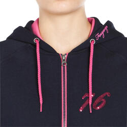 Damessweater Paddock ruitersport - 405979