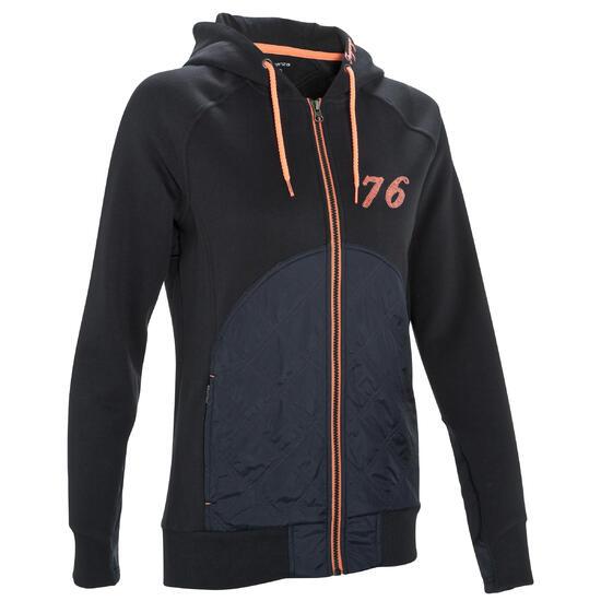 Damessweater Paddock ruitersport - 406136