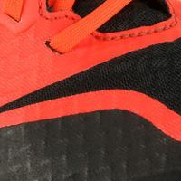 CLR 700 Pro Adult's Futsal Trainers - Black/Orange