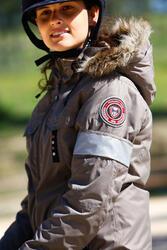 Warme damesjas Tosca ruitersport - 406357